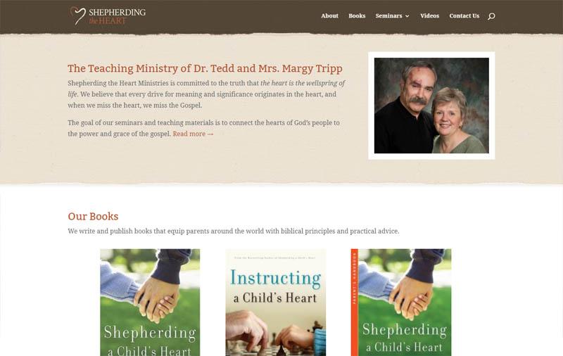 Shepherding The Heart
